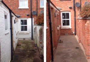 Driveways, Paths & Patio Cleaning