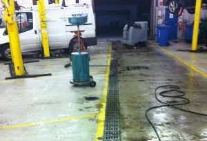 Factory & Workshop Cleaning
