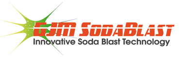GJM Sodablast Logo