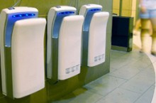 Biodrier Executive Hand Drier Updated for 2015.