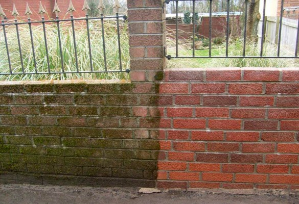 Blasting Your Brickwork Back to a New Like Condition