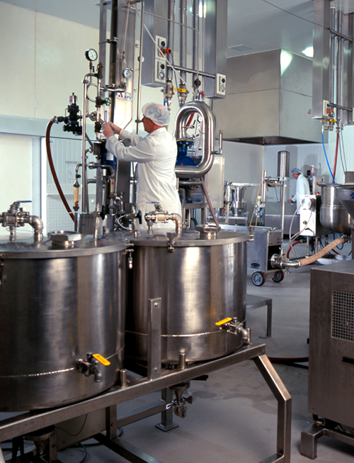 Food Preparation Machinery Cleaning