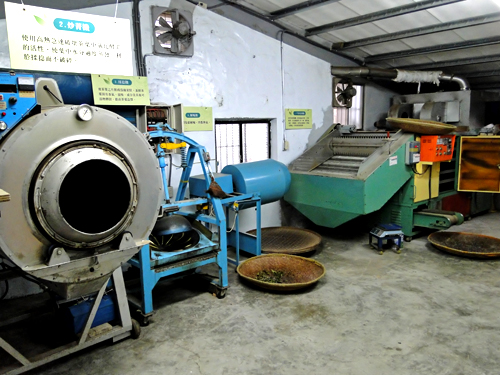 Production Machinery Cleaning