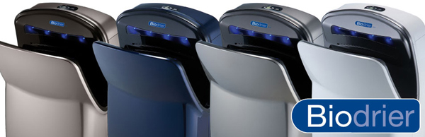 Biodrier Hand Dryers